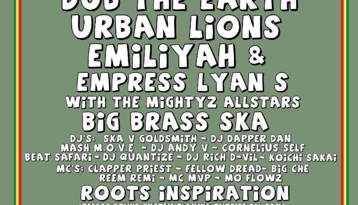 Somerset Reggae Festival